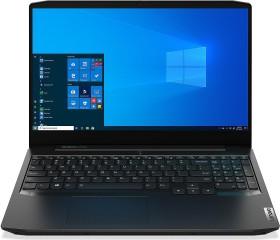 Lenovo IdeaPad Gaming 3 15ARH05 Onyx Black, Ryzen 5 4600H, 16GB RAM, 256GB SSD, 1TB HDD, GeForce GTX 1650, DE (82EY00HCGE)