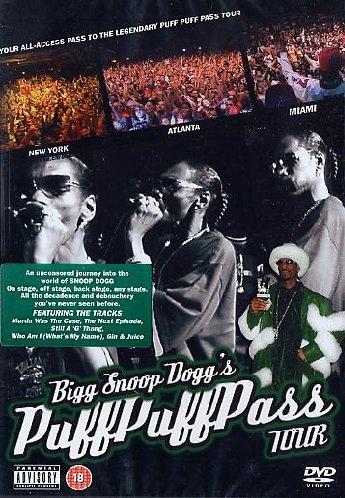 Snoop Dogg - Puff Puff Pass Tour -- via Amazon Partnerprogramm