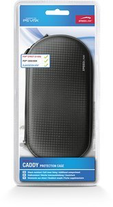 Speedlink CADDY Protection case, black (PSVita)