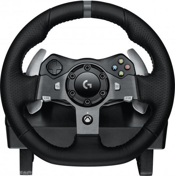 Logitech G920 Driving Force, USB (PC/Xbox One) (941-000123)
