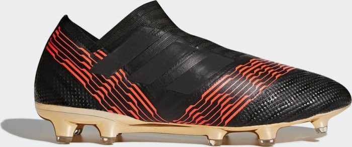 adidas Nemeziz 17+ 360 Agility FG core black solar red (men) (BB6317 ... 1f0e14ac09d0