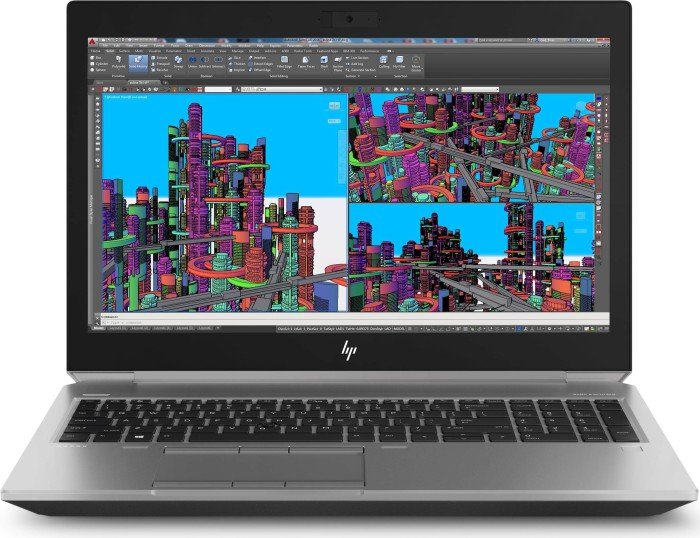 HP ZBook 15 G5, Core i7-8750H, 16GB RAM, 256GB SSD, Quadro P2000, PL (2ZC40EA#AKD)