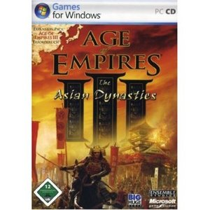 Age of Empires 3 - The Asian Dynasties (add-on) (English) (PC)