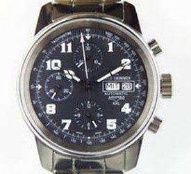 Revue Thommen Airspeed XXL chronograph (7001)