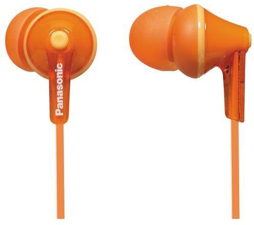Panasonic RP-HJE125E orange (RP-HJE125E-D)