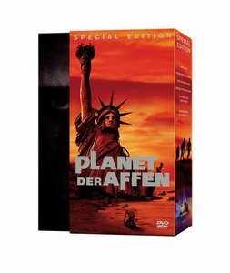 Planet der Affen Box (6 DVDs)