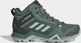 adidas Terrex AX3 Mid GTX tech emerald/green tint/glory mint (Damen) (FV6906)