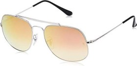 Ray-Ban RB3561 General 57mm silver/copper flash (RB3561-003/7O)