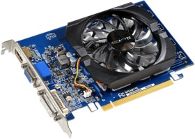 GIGABYTE GeForce GT 730 (Rev. 3.0), 2GB DDR3, VGA, DVI, HDMI (GV-N730D3-2GI 3.0)