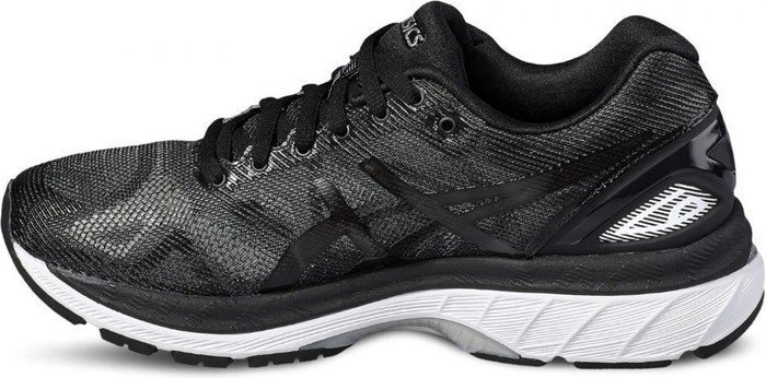 new arrival 821f6 6e3c2 Asics gel-Nimbus 19 black/onyx/silver (ladies) (T750N-9099) from £ 69.86