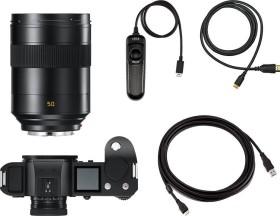 Leica SL Typ 601 mit Objektiv Summilux-SL 50mm 1.4 ASPH (10863)
