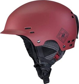 K2 Thrive Helm deep red