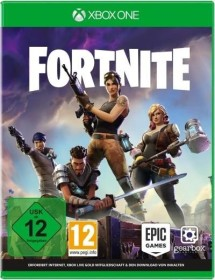 Fortnite - 2800 V-Bucks (Download) (Add-on) (Xbox One)