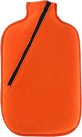 Hugo Frosch Softshell Öko-Wärmflasche orange (3125)