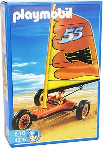 playmobil - Summer Fun - Strandsegler (4216) -- via Amazon Partnerprogramm