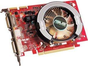 ASUS EAH3650/HTDI/256M, Radeon HD 3650, 256MB DDR3, 2x DVI, TV-out (90-C1CK30-H0UAY00Z)
