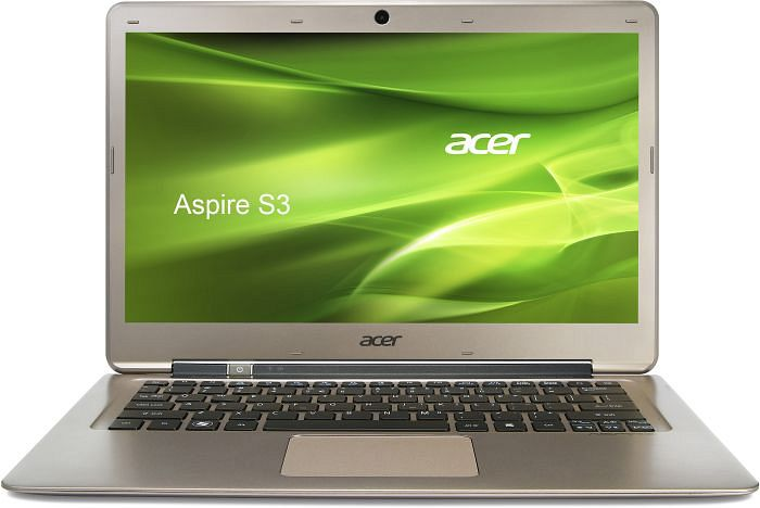 Aspire Ultrabook S3-391 Acer Aspire S3-391-33214g52add