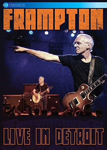 Peter Frampton - Live in Detroit -- via Amazon Partnerprogramm