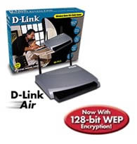 D-Link DI-711 Wireless Broadband router
