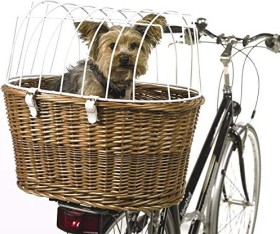 Aumüller bicycle basket for dogs (various types)