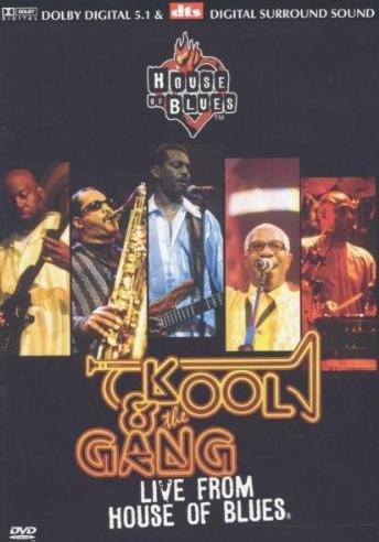 Kool & The Gang - Live From House of Blues -- via Amazon Partnerprogramm