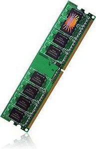 Transcend JetRAM DIMM 1GB, DDR2-667, CL5 (TS128MLQ64V6J)