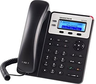 grandstream gxp 1625 hd voip telefon ab 33 36 2019. Black Bedroom Furniture Sets. Home Design Ideas