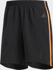 adidas Response Shorts Laufhose kurz blackhi res orange (Herren) (CF9870) ab € 15,95