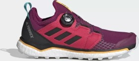 adidas Terrex Agravic Boa power berry/core black/solar gold (Damen) (FV2477)