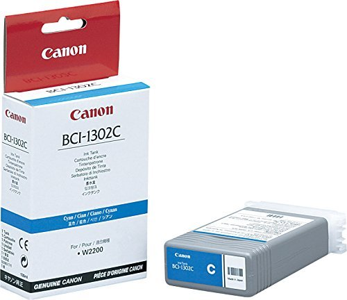 Canon BCI-1302C ink cyan (7718A001) -- via Amazon Partnerprogramm