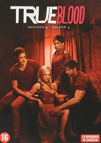 True Blood Season 4 (DVD) (UK)