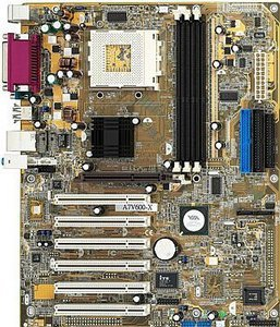 ASUS A7V600-X (PC-3200 DDR)