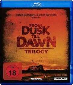 From Dusk Till Dawn Box (movies 1-3) (Blu-ray)