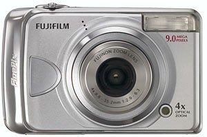 Fujifilm FinePix A920 silver (40471292/04000501)