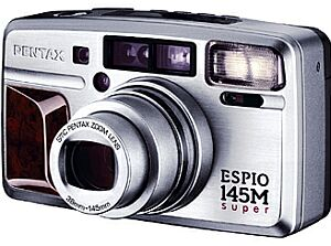 Pentax Espio 145M Super Data