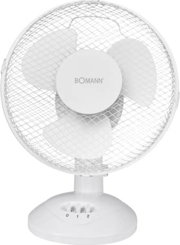 Bomann VL 1137 CB desk fan (611370)