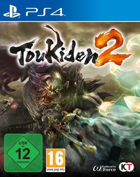 Toukiden 2 (niemiecki) (PS4)
