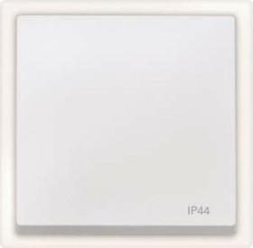 Merten System M Wippe IP44 Thermoplast edelmatt, polarweiß (433019)