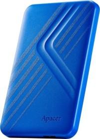 Apacer AC236 blau 1TB, USB-A 3.0 (AP1TBAC236U-1)
