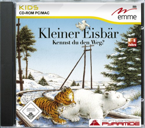 Der kleine Eisbär - Kennst du den Weg (German) (PC) -- via Amazon Partnerprogramm
