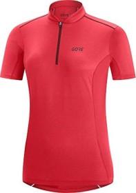 Gore Wear C3 Zip Trikot kurzarm hibiscus pink (Damen) (100586-AK00)
