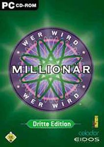 Wer wird Millionär 3. Edition (German) (PC)