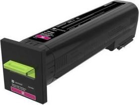 Lexmark Return Toner 82K2HM0 magenta hohe Kapazität