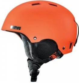 K2 Verdict Helm orange