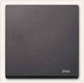 Merten System M Wippe IP44 Thermoplast edelmatt, anthrazit (433014)