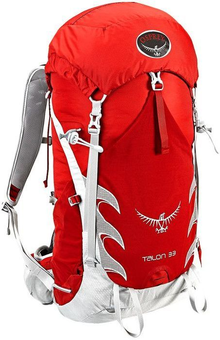 Osprey Talon 33 rush red -- ©Globetrotter