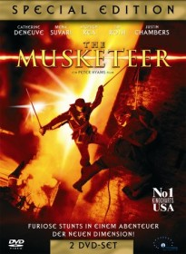 The Musketeer (Special Editions)