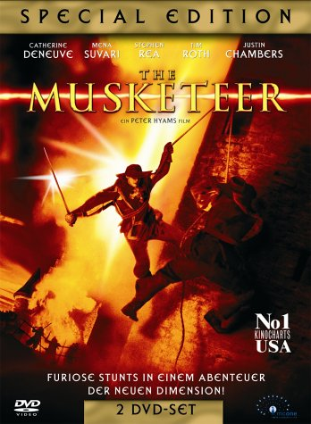 The Musketeer (Special Editions) -- via Amazon Partnerprogramm