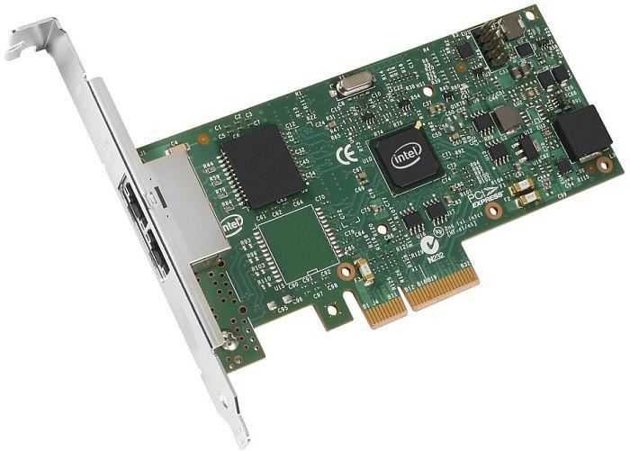 IBM 00AG510 (Intel I350-T2), 2x 1000Base-T, PCIe 2.0 x4