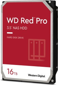 Western Digital WD Red Pro 16TB, SATA 6Gb/s (WD161KFGX)